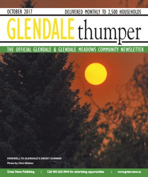 Glendale Calgary Thumper October 2017