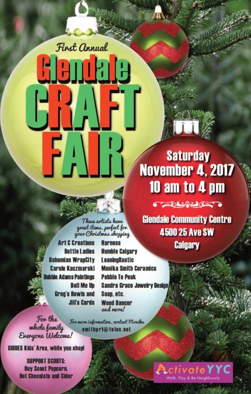 Glendale Craft Fair